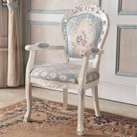 欧式椅子实木台卧室桌椅茶几三件套美容院会所洽谈休闲桌椅组合