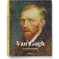 现货 英文原版 Van Gogh 梵高作品全集 精装原版画册