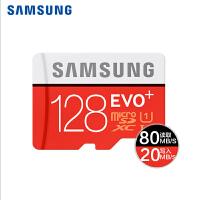 [礼品卡] 三星 tf卡128g 手机内存卡s7闪存储microsd华为class10行车记录仪 Samsung/三星
