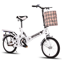 折叠儿童自行车20寸6-7-8-9-10-11-12岁童车女男孩小学生单车