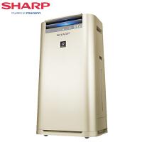 夏普 (SHARP) 空气净化器 KC-GG50-N微信互联 除甲醛 雾霾 异味 除菌 WG50同款适用面积25~40
