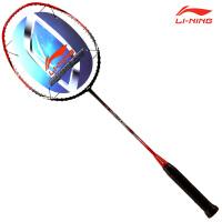 新品LINING李宁羽毛球拍正品全碳素男女初学超轻单拍A720 送羽线+手胶