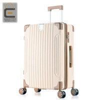复古拉杆箱密码箱行李箱万向轮男女24寸韩版学生小清新旅行箱包20 20寸