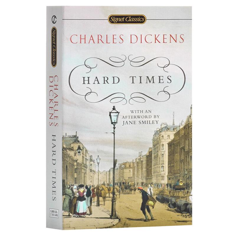 【中商原版】经典名著 Hard Times Signet Classics 狄更斯 艰难时世 英文原版