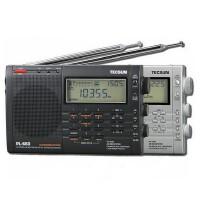 Tecsun/德生 PL-660 全波段 数字调谐 立体声钟控 充电德生收音机