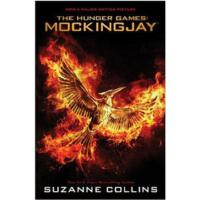 The Hunger Games trilogy Movie-Tie-In edition 饥饿游戏电影版套装 ISB
