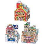 英文原版 Workman Mini House 迷你屋城堡屋系列 6册合售Mother Goose's House/T