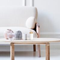 北欧风格家居创意装饰品摆件餐厅客厅桌面小摆设个性牙签罐棉签罐