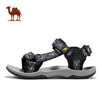 camel骆驼凉鞋 男士户外沙滩鞋 2018夏季新款轻便防滑耐磨男鞋运动凉鞋