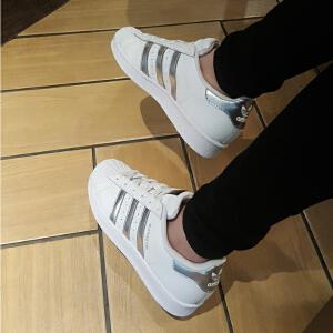 Adidas / 阿迪达斯 AQ3091 男女板鞋 进口正品 韩国直邮