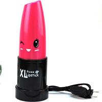 小夜灯创意唇膏造型小台灯/储钱罐USB