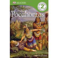 Pocahontas (DK Readers Level 2) DK科普分级读物,2级 ISBN97814053411