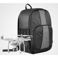 大疆精灵3DJI4无人机航拍包 零度遥控飞行器收纳通用 背包 W5豪华版