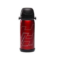 普润(PU RUN) 304不锈钢真空杯 保温杯运动杯旅行保温保冷杯800ML 酒红色水杯 杯子