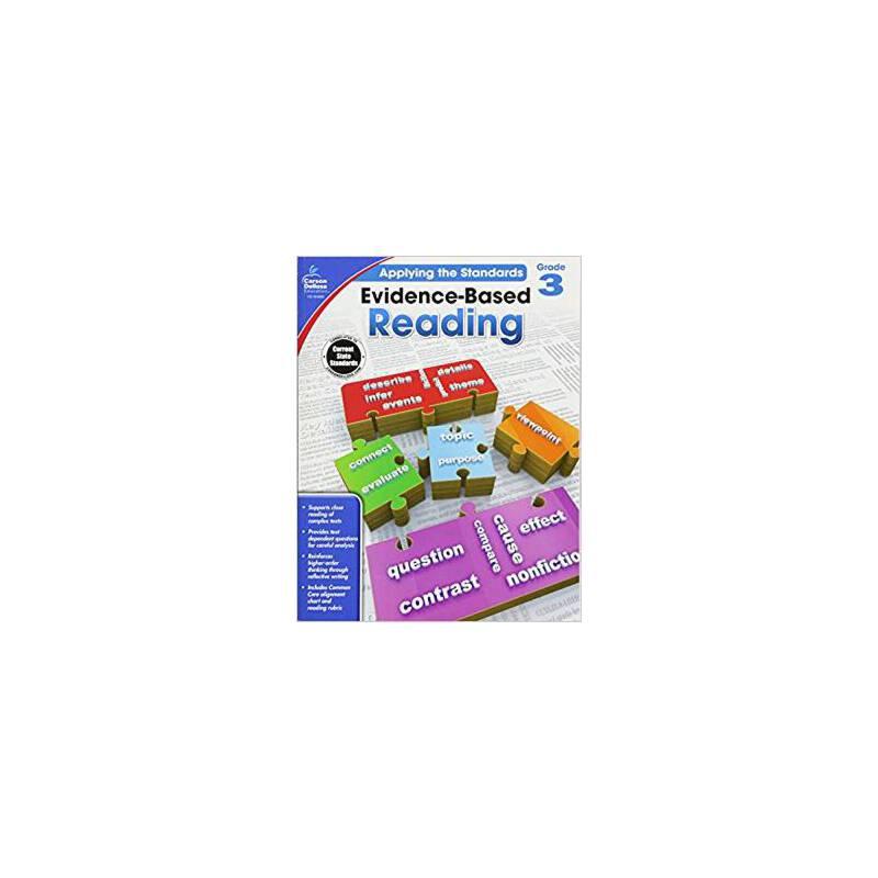 【预订】Evidence-Based Reading, Grade 3 预订商品,需要1-3个月发货,非质量问题不接受退换货。