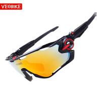 骑行眼镜山地自行车装备偏光户外运动眼镜男女防风骑行镜