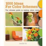 【预订】1000 Ideas for Color Schemes: The Ultimate Guide to Mak
