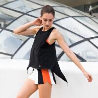 运动背心女跑步 健身 防震跑步女士长款速干透气瑜珈服健身训练运动式瑜伽文胸背心