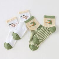 【2件3折价:16】小猪班纳童装袜子(两双装)4
