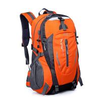 登山包 户外大容量防水运动健身包徒步旅行登山包大容量野营双肩包