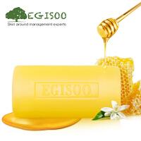 [当当自营]EGISOO御姬秀天然蜂蜜手工皂100g? 控油保湿 洁面皂洗脸皂