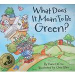 【预订】What Does It Mean to Be Green?