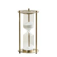 时间沙漏计时器15/30/60分钟生日礼物 欧式客厅办公桌摆件装饰品