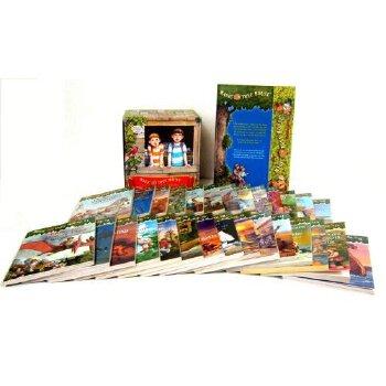 Magic Tree House 1-28 Boxset 神奇树屋合辑(1-28)ISBN9780375849916