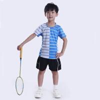 国家队儿童羽毛球服套伍装速干透气学生比赛训练队服团体培训定制