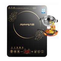 九阳(Joyoung)JYC-21HEC05 电磁炉 配送汤锅炒锅