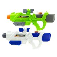 婴侍卫 儿童抽拉式压力水枪夏天沙滩戏水玩具