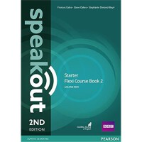 STARTER FLEXI COURSE BOOK 2 WITH DVD-ROM