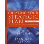 【预订】Creating Your Strategic Plan A Workbook for Public and