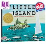 【中商原版】凯迪克 小岛 进口英文原版绘本 The Little Island 凯迪克金奖绘本 儿童绘本图画书 Mat