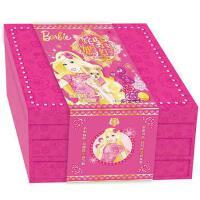姹紫嫣红芭比新年礼盒 正版美国美泰公司,海豚传媒著 9787556035939 运费优惠正品书店