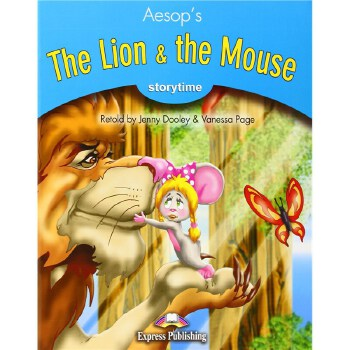 THE LION AND THE MOUSE SET WITH MULTI-ROM PAL (AUDIO CD/DVD) 9781849742627
