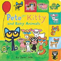 Pete the Kitty and Baby Animals