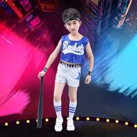 六一儿童演出服爵士舞啦啦队演出服幼儿园啦啦操表演服儿童节服装