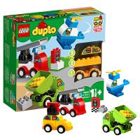 【当当自营】乐高LEGO 得宝系列 10886 我的创意汽车收藏馆
