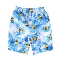 【小黄人IP款】小猪班纳男童短裤卡通夏季儿童五分裤沙滩裤中大童