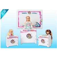乐吉儿芭比娃娃 女孩过家家玩具 梦幻教室带写字板 六一儿童节礼物 H31B