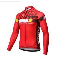 户外骑行自行车山地车衣服男 新款男士外套长袖骑行服上衣男子修身衣