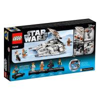【当当自营】乐高(LEGO)积木 星球大战Star Wars 乐高星球大战20周年纪念套装:雪地战机 75259