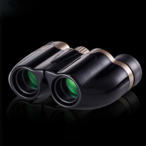 物有物语 望远镜 新款微光夜视高倍清晰双筒防水军用望远镜钢琴烤漆小巧便携演唱会户外用品