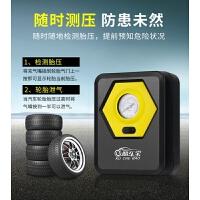车载充气泵汽车用12V便携式小型多功能轿车轮胎打气泵OZDu2fHx64新品