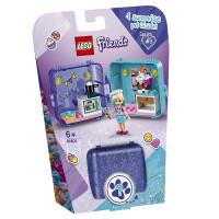 【当当自营】LEGO乐高积木 好朋友 Friends系列 41401 2020年1月新品6岁+ 斯蒂芬妮的百趣游戏盒