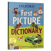 牛津儿童英语图解词典 英文原版工具书 Oxford First Picture Dictionary 幼儿园学前儿童英