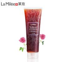 lamilee莱玫 玫瑰花瓣洁面晶120g 深层清洁洗面奶温和补水保湿洁面乳
