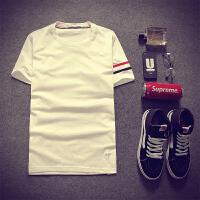 男士短袖T恤2018新款韩版潮流青少年体恤中学生帅气夏季上衣服