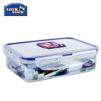 乐扣乐扣保鲜盒550ml塑料保鲜盒微波饭盒HPL815
